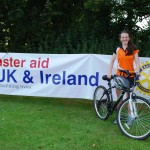 Gaby Goodman's  Sponsored Cycling Marathon