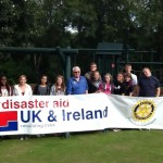 Disaster Aid Training for Young Leaders