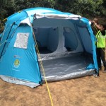 Uses for Tent: New Birthing Facility