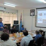 Disaster Aid International invited to present at the UN Cluster Meeting