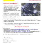Hurricane Irma Appeal